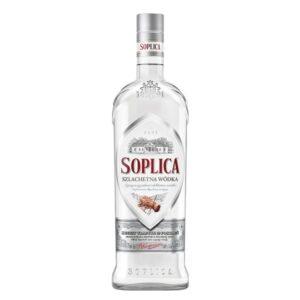 Bocian Bia艂y Czarna Porzeczka 500 ml