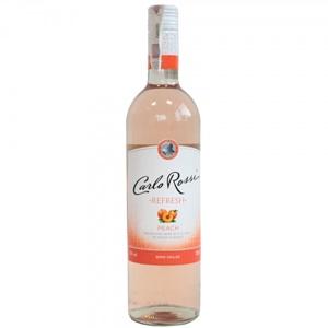 Carlo Rossi Refresh Peach 0,75l