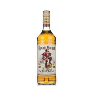 Rum Captain Morgan Spicy Gold 0,7l