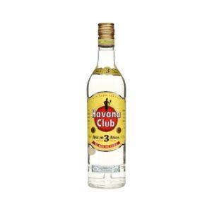 Rum Havana Club 3YO  0,7l