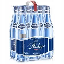 Woda Cisowianka Perlage 700 ml PET. Gaz